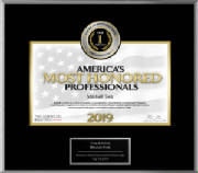Mitchell Terk, MD: Americas Most Honored Professionals 2019 Top 1%