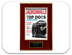 Jacksonville Magazine's Top Doctors 2013 - Mitchell Terk, MD